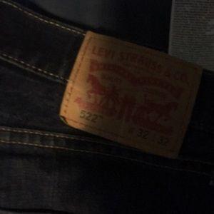 Levi's Jeans - Blue Levi's jeans